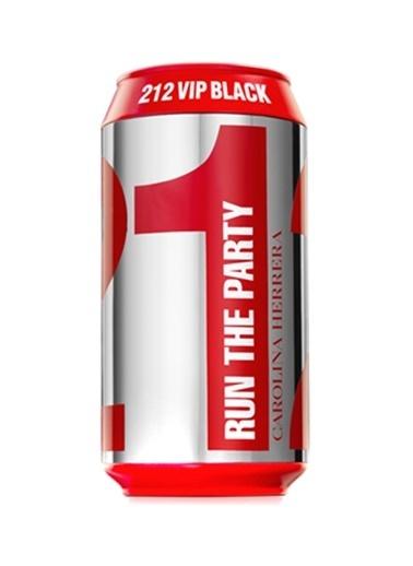 Carolina Herrera 212 Vıp Black Collector Özel Seri Edp 100 Ml Erkek Parfüm Renksiz